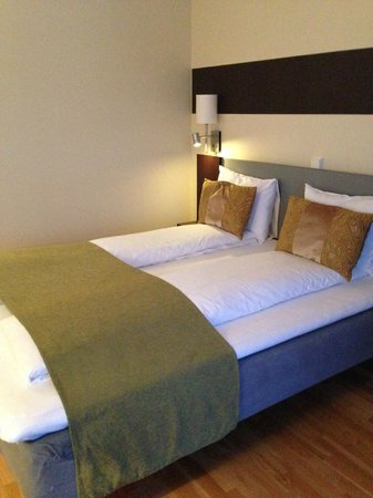 Scandic Helsfyr: bed