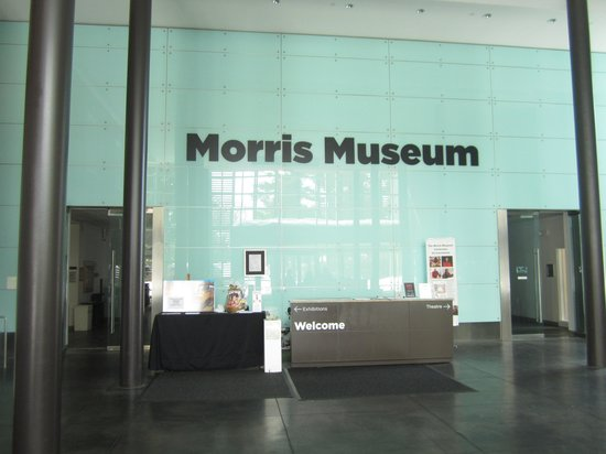 Morris Museum : Entry