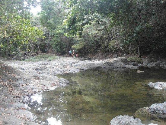 Montezuma Falls: Recorrido