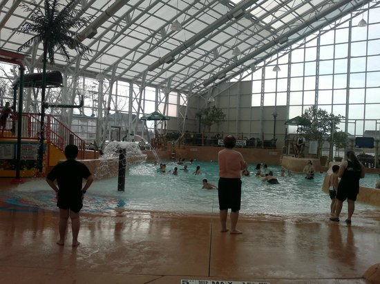 Americana Resort: Wave Pool