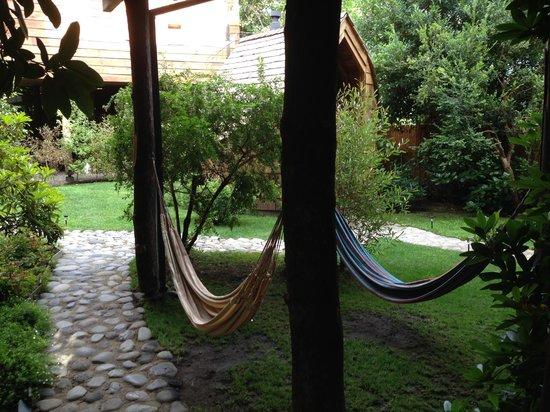 Aldea Naukana Posada Boutique : Garden