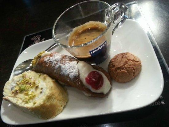 Nonsolopasta : Café gourmand