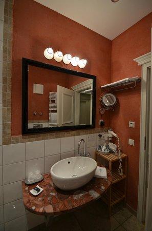 Seehotel Luitpold: Badezimmer