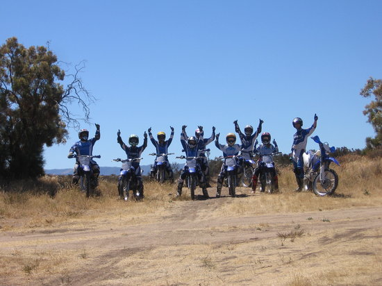 MotoVentures: Dirt First Motorcycle Rider Training
