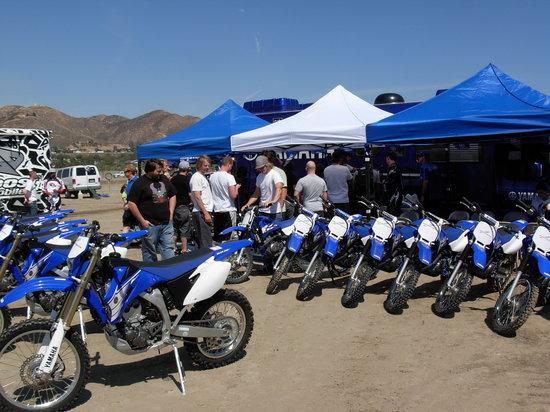 Anza, Kalifornien: MotoVentures Dirt First Motorcycle Rider Training
