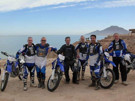 MotoVentures: Baja tour