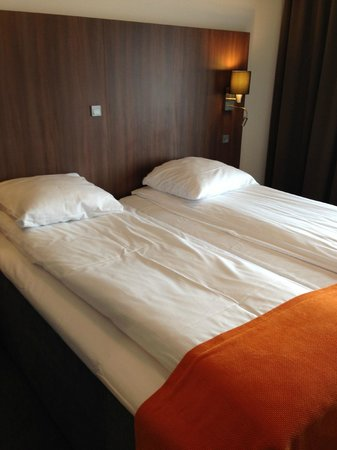 Park Inn by Radisson Copenhagen Airport: Bed