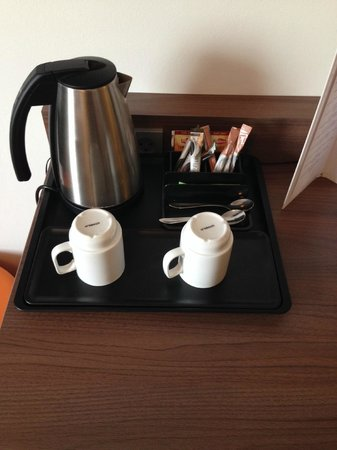 Park Inn by Radisson Copenhagen Airport : Room facilities