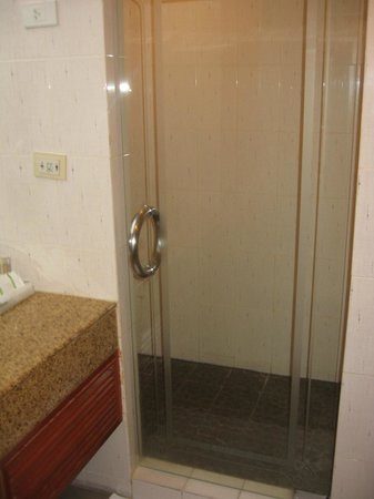 Holiday Inn Chiang Mai: Dirty shower stall
