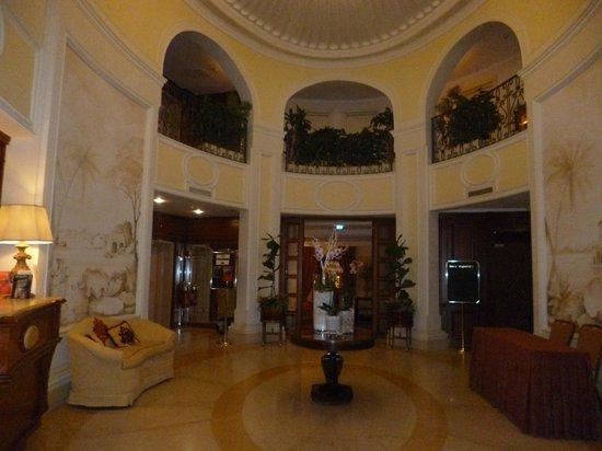 Hotel Palazzo Alabardieri: lobby