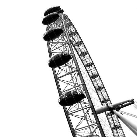 Hairy Goat Photography Tours : My London Eye Photo from Hairy Goat Photo Tour