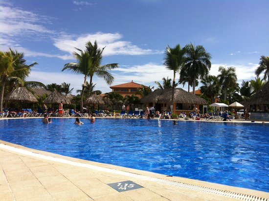 Grand Bahia Principe Turquesa: Favorite pool