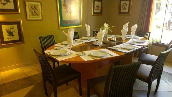 Le Moustier Suites: VIP para negocios