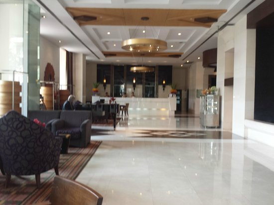 Majestic Grande Hotel: lobby