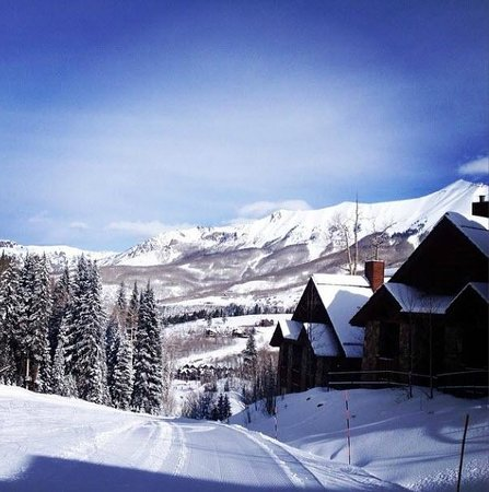 Mountain Lodge Telluride: Easy access to the slopes