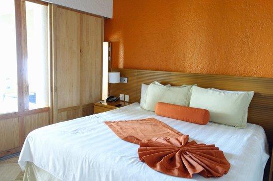 Club Regina Cancun: Bedroom