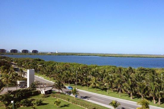 Club Regina Cancun: Lagoon view