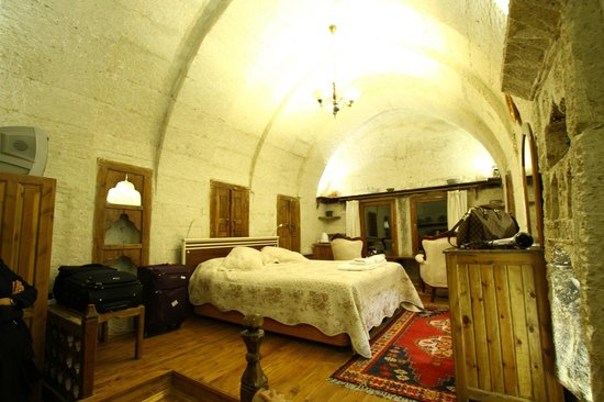 Arif Cave Hotel : ottoman room