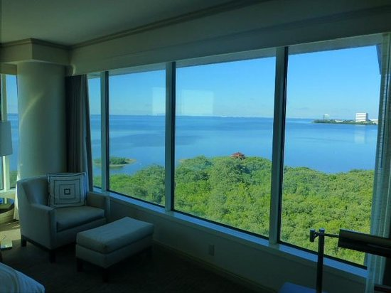 Grand Hyatt Tampa Bay: view from bedroom