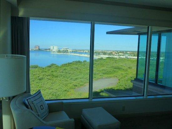 Grand Hyatt Tampa Bay: beautiful view