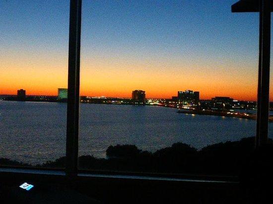 Grand Hyatt Tampa Bay: sunset