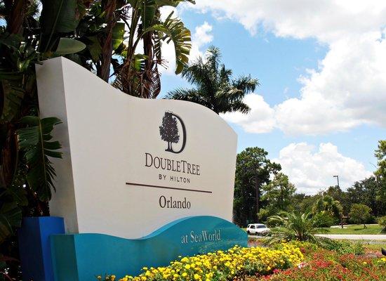 Doubletree by Hilton Orlando at SeaWorld: Doubletree Orlando Seaworld