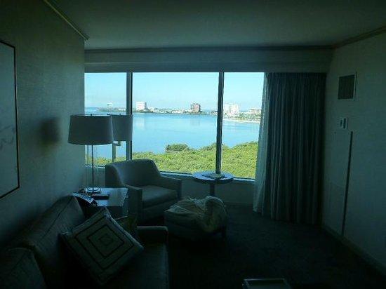 Grand Hyatt Tampa Bay: Very comfortable