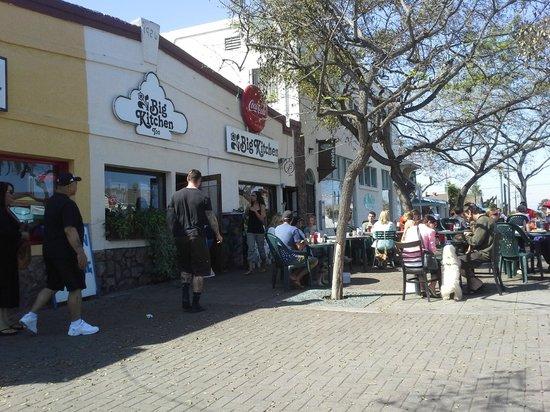 Big Kitchen Restaurant - Picture of Big Kitchen, San Diego ...