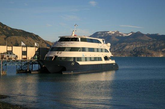 Cruceros MarPatag : Marpatag Pier