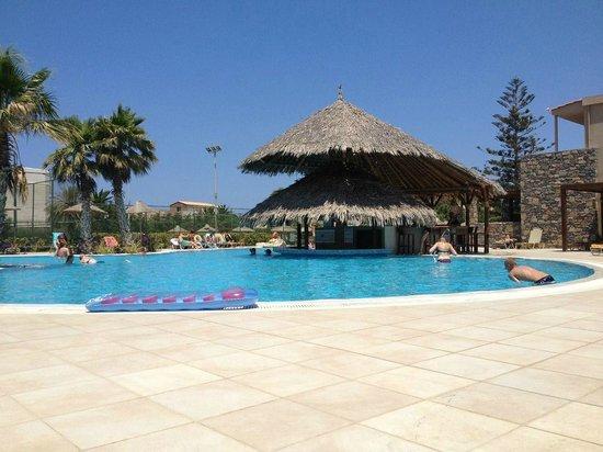 Beach Club Aphrodite: Pool Bar Area