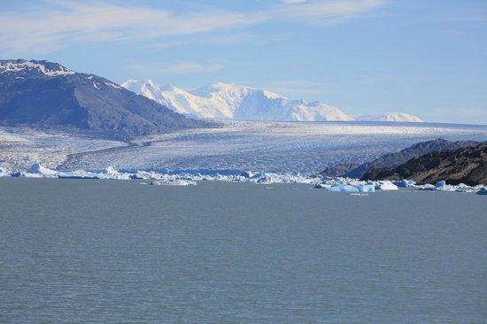 Cruceros MarPatag : Upsala Glacier