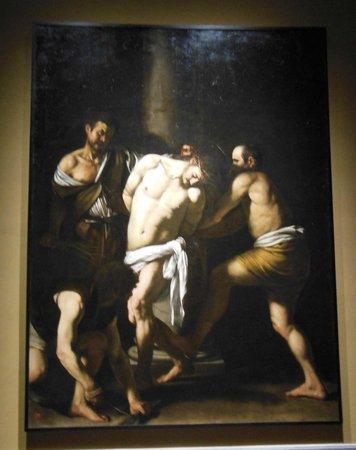 Museo Nazionale di Capodimonte: LA FLAGELLAZIONE