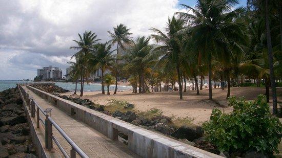 Quality Inn El Portal: beach park