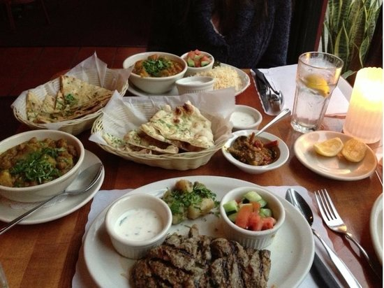 Still The Best Indian Food In Houston Review Of Khyber Grill Tx Tripadvisor