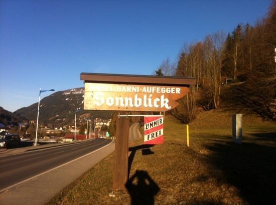 Hotel Garni Sonnblick: Hotel