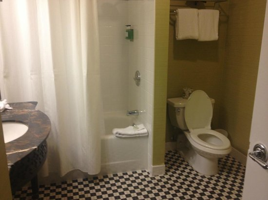 Hotel Chicago Downtown, Autograph Collection : spacious bathroom