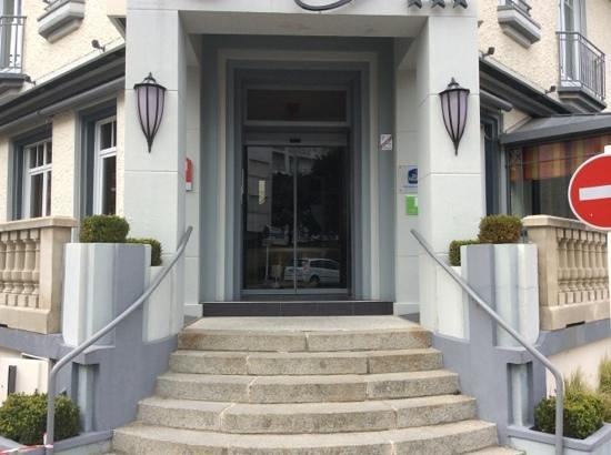 Best Western Brittany La Baule-Centre : entrée