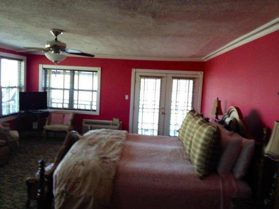 Apalachicola River Inn : Rose Suite