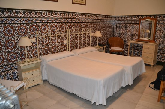 Simon Hotel: Chambre 111