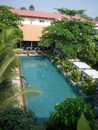 The Plantation - urban resort & spa: vue de la chambre