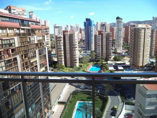 Hotel RH Princesa & Spa: View from Balcony