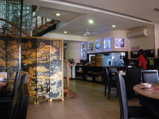 Dim Sum Emperors : vue du restaurant