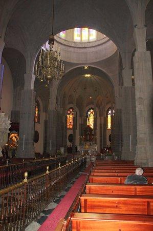 Santa Iglesia Cathedral : im Innern der Kathedrale