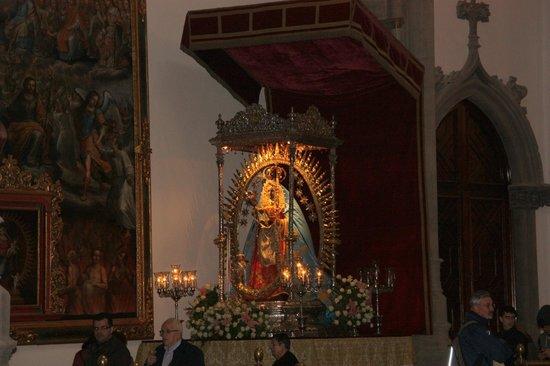 Santa Iglesia Cathedral : das Gnadenbild