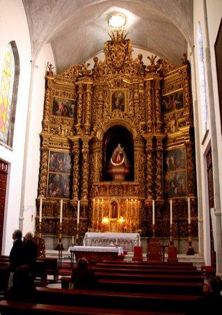 Santa Iglesia Cathedral : ein Altar in der Kathedrale