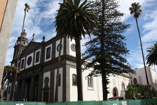 Santa Iglesia Cathedral : die Kathedrale