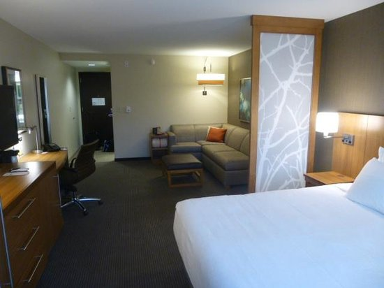 Hyatt Place Lincoln Haymarket: room