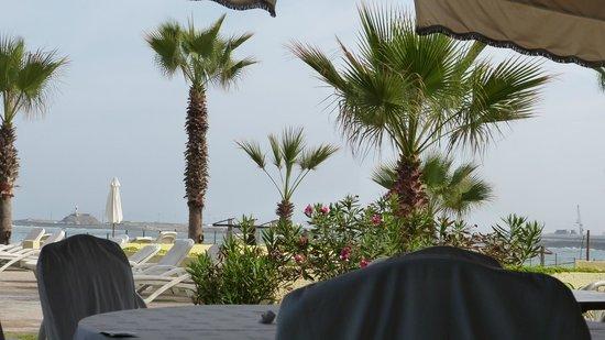 Panamericana Hotel Arica: vistas