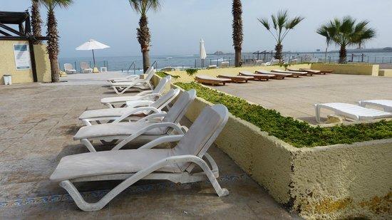 Panamericana Hotel Arica: piscina
