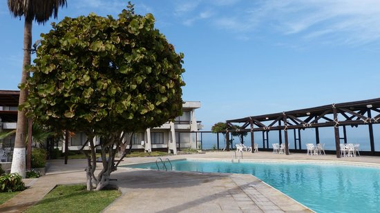 Panamericana Hotel Arica: psicina